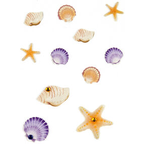 Mini Seashell Embellishments_50-00458