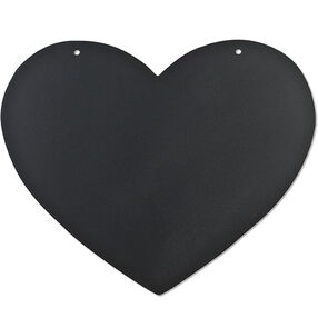 Chalk It Yourself Medium Heart Chalkboard_55-32018