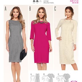 Burda Style Petite/Half Sizes