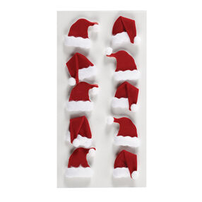 Santa Hats Stickers_SPJBLG302