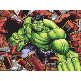 Hulk, Pencil by Number_73-91499