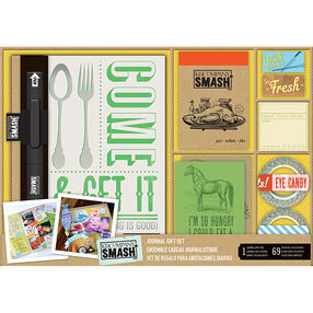 K&Company SMASH Tasty Journal Gift Set_30-678743