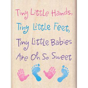 Tiny Hands, Tiny Feet_93969