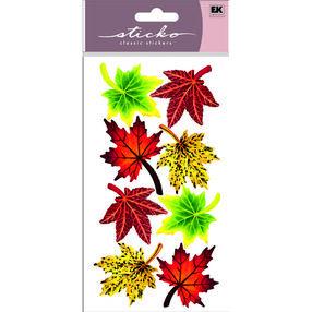 Vellum Maple Leaves_SPVM08