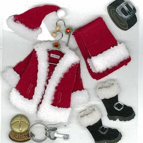 Santa's Valet Stickers_SPJB854