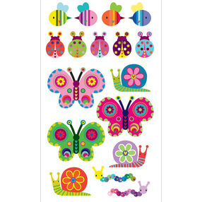 Bugs Stickers_52-20221