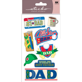 I Love You Dad Stickers_52-00607