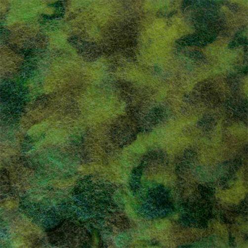 Moss Blended Wool Felt_72-73996