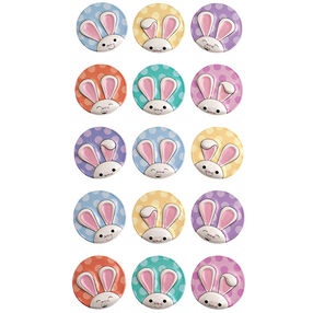 Bunny Circle Stickers_52-31008