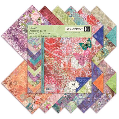 Jubilee 12x12 Designer Paper Pad_30-388970