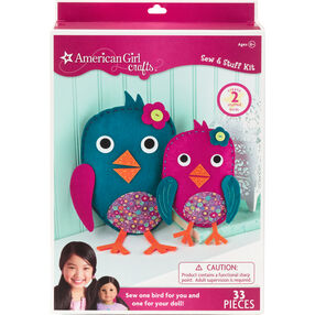 Birdies Sew & Stuff Kit_30-677371