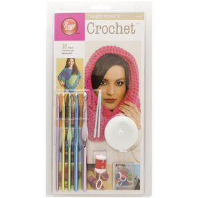 Boye I Taught Myself To Crochet Kit