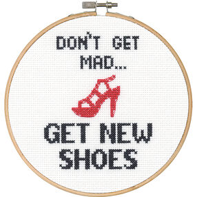 Shoes, Counted Cross Stitch_70-74697