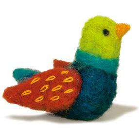 Bird Felted Character Needle Felting Kit_72-73802