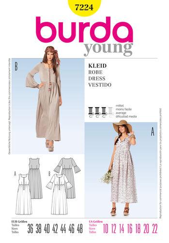 Burda Style Dress
