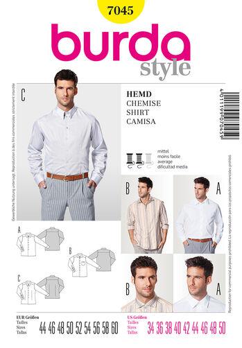 Burda Style Shirt