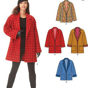 Misses' Coat