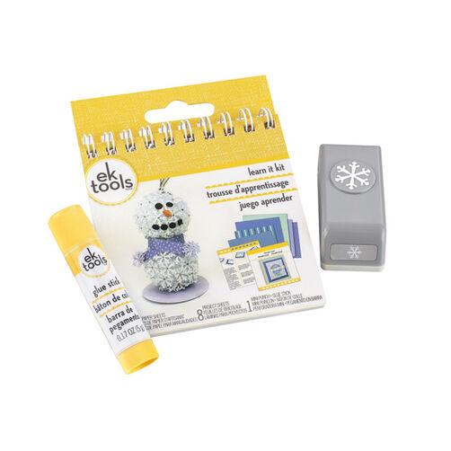 Mini Snowflake Punch Kit_54-93013