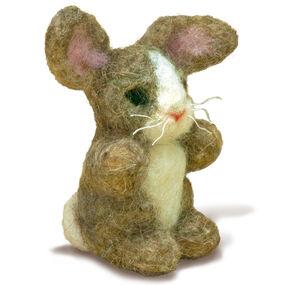 Bunny Felted Character Needle Felting Kit_72-73800