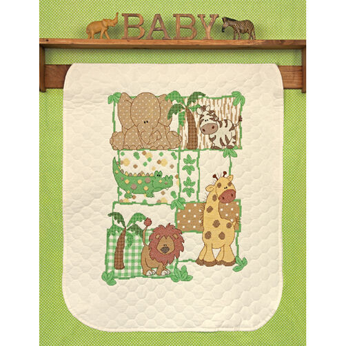 Kimba Quilt Stamped Cross Stitch_70-73880