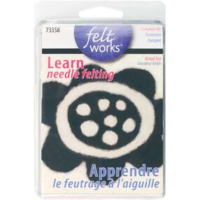 Learn Needle Felting Beginner Kit_73358