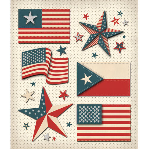 Flags Sticker Medley_30-588066