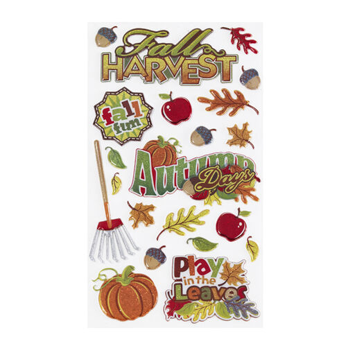 Fall Fun Stickers _52-31032