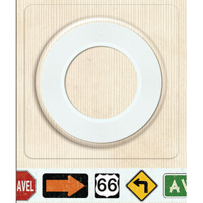 Tim Coffey Travel Road Signs Paper Tape_30-681613