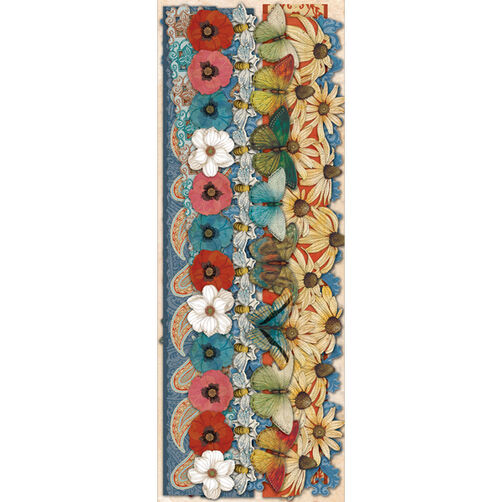 Tim Coffey Blossomwood Adhesive Borders_30-387508