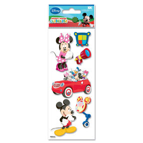 Mickey Mouse Club House Dimensional Stickers_DTODMMCH