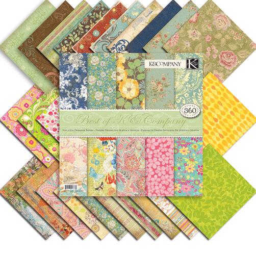 Best of K 12 x 12 360 Piece Paper Pad_30-243880