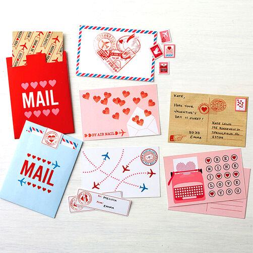 Love Notes Mailbox Card Set_48-00069
