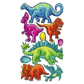 Dinos Metallic Stickers_SPP1MET24