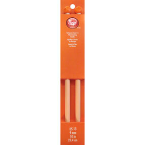 10 Inch Knitting Needles Size 13 Plastic