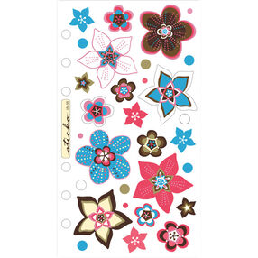 Vellum Retro Flower Works_SPVM55