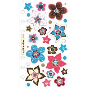 Vellum Retro Flower Works_SPVM55