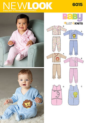 Babies' Just 4 Knits Sleepwear
