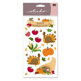 Thanksgiving Classic Stickers_SPSG106