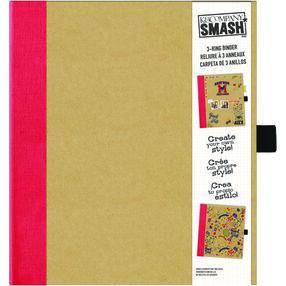 SMASH Kraft with Red Binder_30-685963