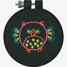 Bird, Embroidery_72-74058