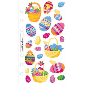 Classic Stickers - Easter Eggs_SPSG006