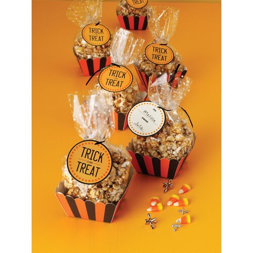 Carnival Treat Bags With Basket_48-20148