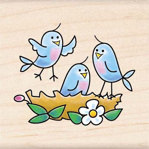 Nest of Birds_97968