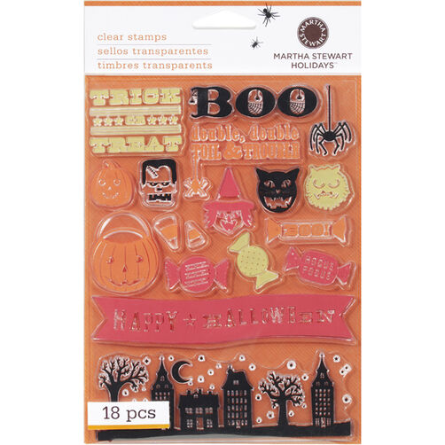 Kids Halloween Stamp Set_42-24007