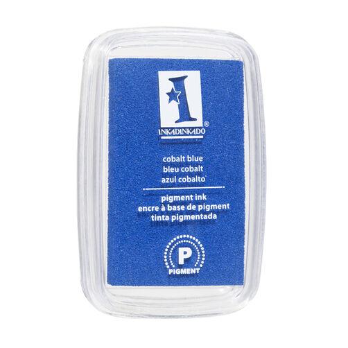 Pigment Ink Value Pad-Cobalt Blue _61-30039