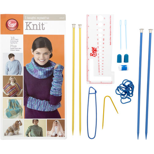 boye interchangeable knitting needles instructions