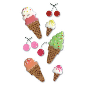 Epoxy Ice Cream Cones_SPJP004