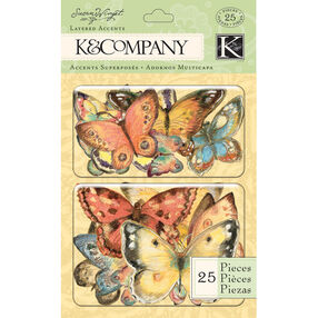 Susan Winget Nature Butterfly Layered Accents_30-614727