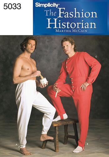 Men's Historical Costume