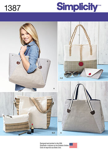 Bags in Assorted Sizes